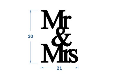 rozmiar xs mr-and-mrs