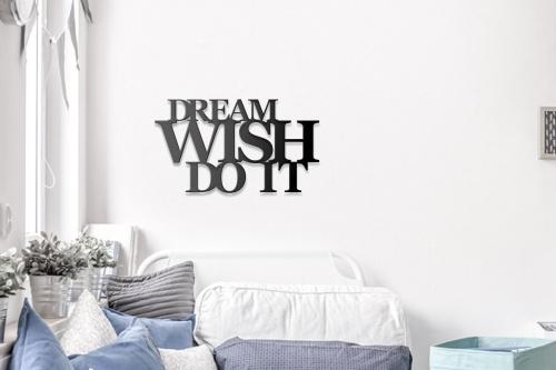 Dream wish do it w pokoju mlodziezowym
