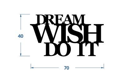 rozmiar l dream-wish