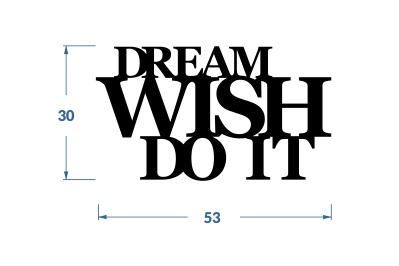 rozmiar m dream-wish