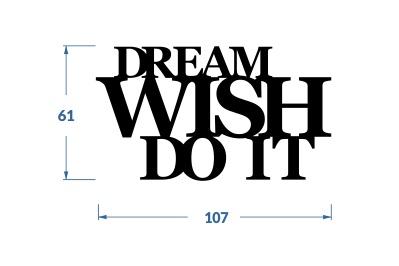rozmiar xl dream-wish