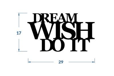 rozmiar xs dream-wish