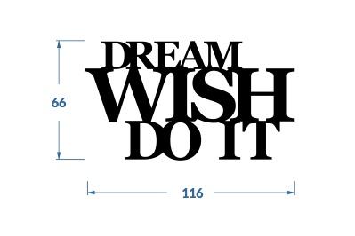 rozmiar xxl dream-wish