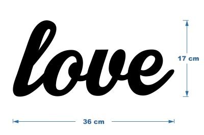 rozmiar s -Love