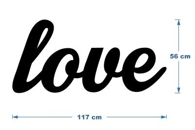 rozmiar xxl -Love