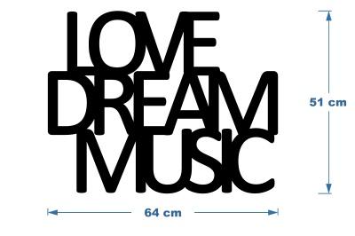 rozmiar l -Love