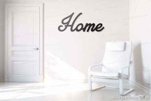 dekoracja na ścianę Home w przedpokoju